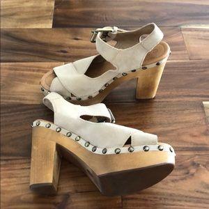 Corso Como chunky heel